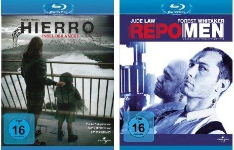 2 Blu ray Schnäppchen!