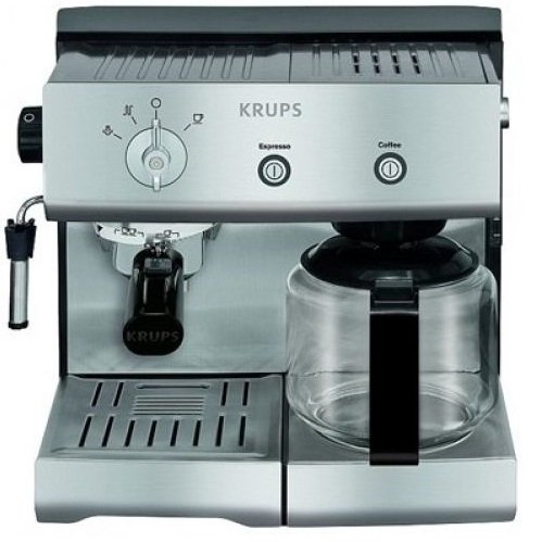 KRUPS XP 2240, Espresso Kombi Vollautomat inkl. Lieferung 199,€ (Preisvergleich 260€!)