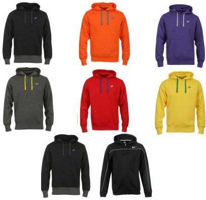Verschiedene Nike Hoodies je nur ~22€ inkl. Versand