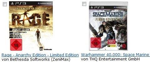 Amazon Daily GamesCom Rabatt Aktion