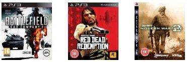 Viele reduzierte PS3 Games bei Amazon UK
