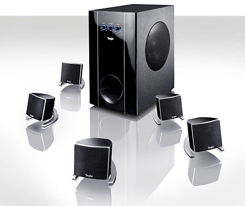 ebay! PC Surround System 5.1: Teufel Concept E 100 inkl. Versand 149,00€