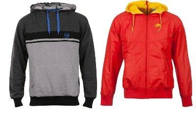 Zavvi Deals! Nike Windjacke nur 20,55€ & Serigo Tacchini Hoody nur 11,41€ inkl. Versand