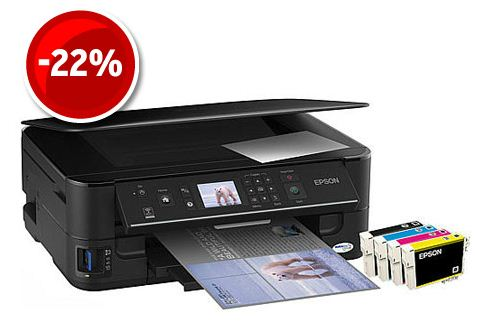 Karstadt live shopping! Multifunktionsdrucker Epson Stylus SX525WD mit W Lan, inkl. Versand 76,98€