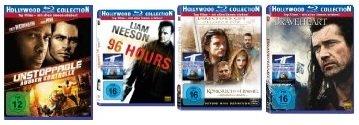 Viele Blu rays & DVDs auf 9,99€ reduziert