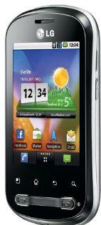 ebay Wow! Smartphone: LG P350 OPTIMUS ME mit ANDROID 2.2, GPS, HSDPA und 3,2 MP Kamera. Inkl. Versand 84,90€