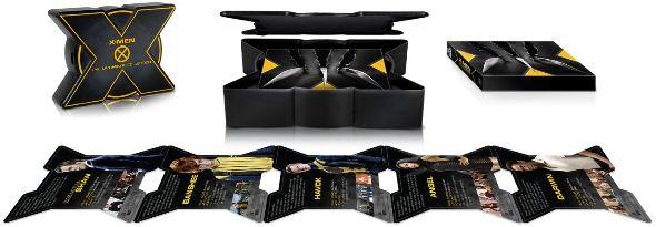 exklusiv bei Amazon! Die X Men Blu ray Collectors Box inkl. Lieferung 51€