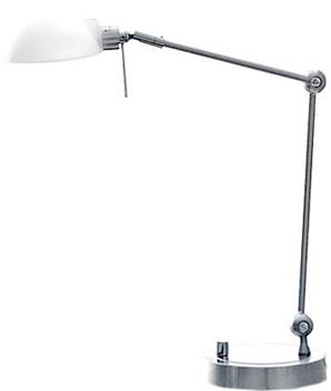 Kracher bei Karstadt Liveshopping! Wieder eine Paul Neuhaus Leuchte: Halogen Tischleuchte, Stahl inkl. Versand 44,45€