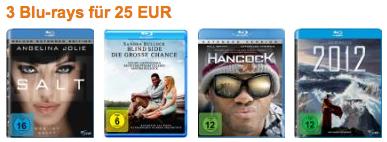 Blu ray & Game Deal der Woche bei Amazon