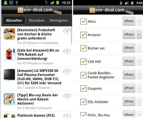 mein deal app archives deals schn ppchen und preisfehler auf mein. Black Bedroom Furniture Sets. Home Design Ideas