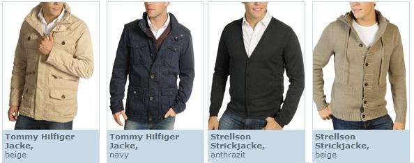 [dress for less] 10€ Gutschein + Versandkostenfrei (günstige Artikel von Hilfiger, Strellson...etc.)