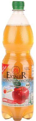 [Lebensmittel.de] Lecker! 24 Liter Extaler Bio Apfelschorle mit Neukundengutschein inkl. Versand 0,88€