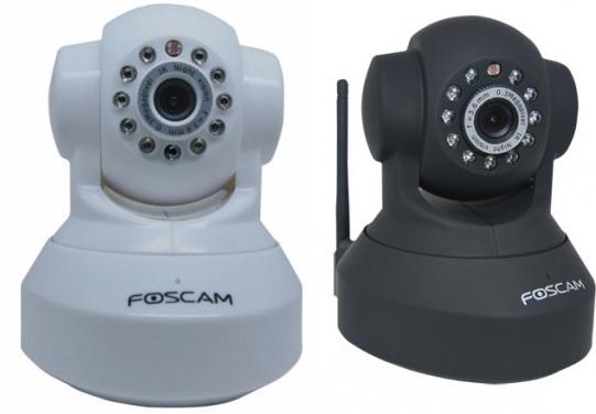 WLAN Überwachungskamera Foscam FI8918W für 68€ inkl. Versand