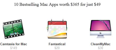 [iMac Bundle] Super Herbst 2011, 10 Programme im Wert von $365 für nur $49