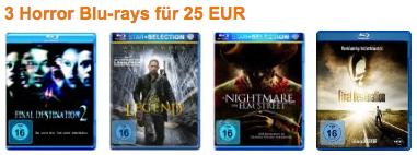 [Tipp!] Blu ray Deals der Woche und Rabatt Aktionen!