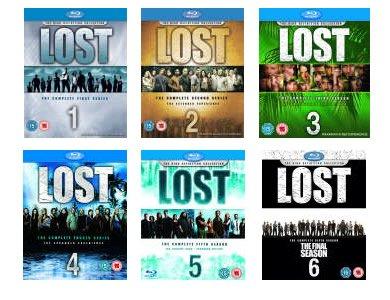 [Zavvi] LOST Staffeln 1 6 auf Blu ray für je nur ca. 13,17€ inkl. Versand!