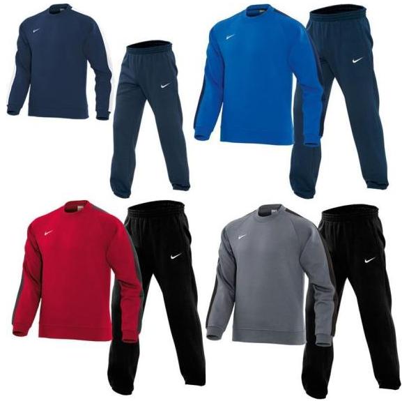 [ebay Wow] Nike Jogging,  Trainigsanzug: Team Gr. 128 bis XXXL inkl. Versand 37,50€