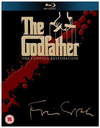 Der Pate die Blu ray Trilogie The Coppola Restoration für 14,57€ im großen Film Sale bei Zavvi!