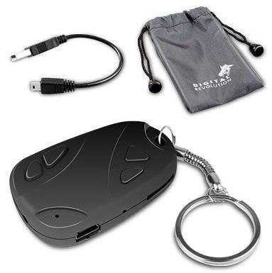 [Druckerzubehoer.de] Spion mini HD Videokamera + 3 Gratis Artikel für nur 12,94€ inkl. Versand
