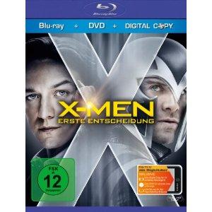 [Amazon] X Men   Erste Entscheidung [Blu ray + DVD] nur 12,99€ inkl. Versand
