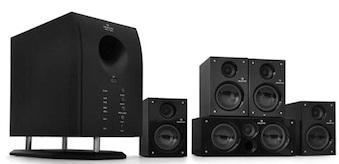 [eBay] AUNA MM 5.1 Aktiv Surround System für 39,90 inkl. Versand (Preisvergleich 67€)
