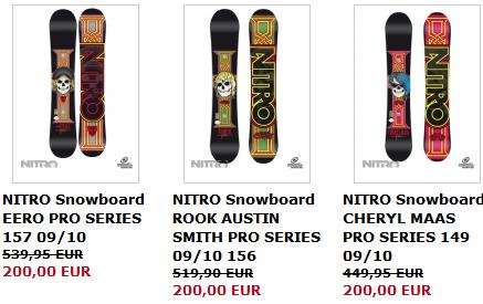 [Snowboard] Die Saison 2011/12 ist eröffnet! Es geht wieder los.