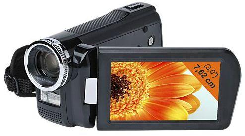 [Medion] Full HD Camcorder Medion Life X47050 für 128€ inkl. Versand (Preisvergleich 147,90€)