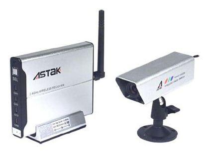 [Amazon] Astak Wireless Kamera mit Receiver und Nachtsicht für nur 24,95€ inkl. Versand