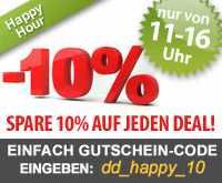 [DailyDeal] Heute bis 16:00 Uhr 10% auf (fast) alles!