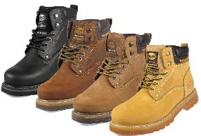 [ebay Wow] Dockers Herren Stiefel: Leder in 4 Farben und in den Größen von 40   47, inkl. Versand 59,95€