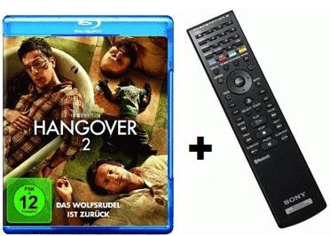 Hangover 2 + PS3 Fernbedienung ab 25€ (Preisvergleich 39€)