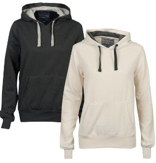 [Zavvi] DKNY 3 Pack V Neck Tees in Weiß für nur 18,72€ inkl. Versand & 55 Soul Womens 2 Pack Hooded Jumpers für knapp 24,58€