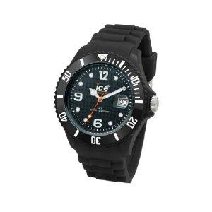 [Amazon] Orginal Ice Watch für Herren   Sili Collection SI.BK.U.S.09 für nur 58,97€ inkl. Versand