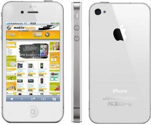 [ebay Wow] Apple iPhone 4:  8GB in weiss oder schwarz, Sim  u. Netlock frei inkl. Versand 479€