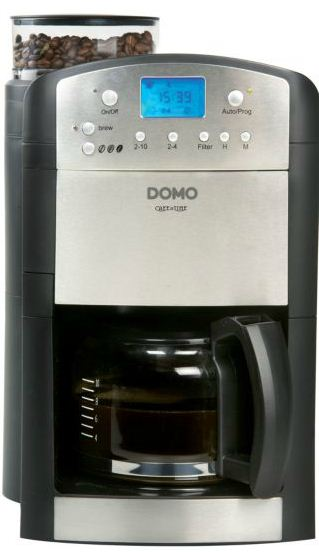 [Plus.de] Domo DO 421 K Kaffeeautomat mit Kaffeemühle für 59,98€ inkl. Versand