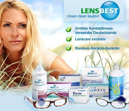 [DailyDeal] 60€ Gutschein von SC24.com für 22,49€ & 50€ Gutschein von Lensbest für 17,10€