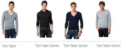 [Neckermann] 70% Rabatt auf Mode (Tom Tailor Pulli 11€)
