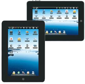 [UPDATE   Wieder Lieferbar!] Padmania: 7″ Tablet PC von Canox 49,99€ inkl. Versand!