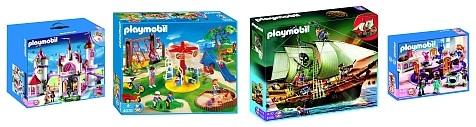 """[Toys""""R""""Us] 20% auf alle Playmobil Artikel + 5€ Gutschein (MBW 60€)"""