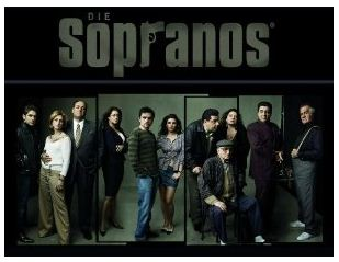[Amazon] Die Sopranos   Die ultimative Mafiabox mit 28 DVDs für nur 64,99€ inkl. Versand