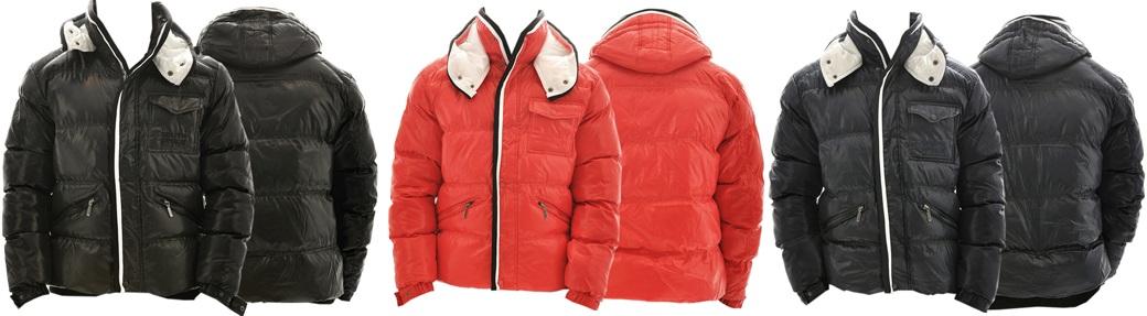 *Update* [Günstig & Trendy!] Southpole Steppjacke Winterjacke für 47,47€ inkl. Versand