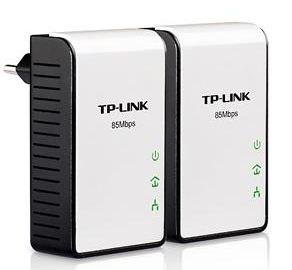 [eBay WOW von morgen] Internet aus der Steckdose   TP Link (85 Mbit) Powerline Adapter Starter Kit TL PA111 für 29,95€ inkl. Versand