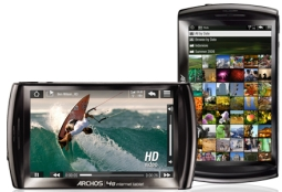 [ebay Wow] 4,8 Internet Tablet: Archos 48 mit 500GB, 12.1cm Touch Display inkl. Versand 129,99€