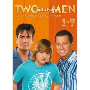 [Amazon] Two and a half Men Superbox   Die kompletten Staffeln 1 7 (27 DVDs) inkl. Versand nur 53,97€