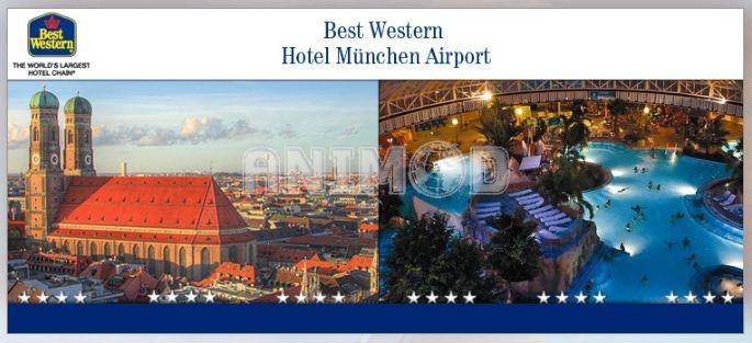 [ebay Wow] Hotelgutschein: 2 Übernachtungen für 2 Personen im 4* Hotel in München/Erding nur 99€