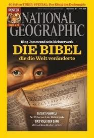 National Geographic im Jahresabo für 54,60€ + 50€ Verrechnungsscheck