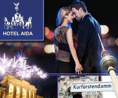 [DailyDeal Travel] 3 Tage Berlin für Zwei (2 Übernachtungen am Ku'damm inkl. Frühstück und 3 Gänge Menü) für nur 99€