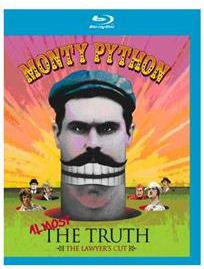 [play.com] Monty Python: Almost The Truth   The Lawyers Cut (2 Discs) [Blu ray] für nur 7,49€ inkl. Versand