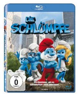 [Amazon] Die Schlümpfe [Blu ray] für 12,99€ & X Men – Erste Entscheidung [Blu ray/DVD] für 12€