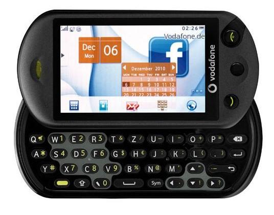 [eBay] Vodafone 553 in schwarz + CallYa Paket mit 6 Monaten Internetflat für nur 19,99€ inkl. Versand